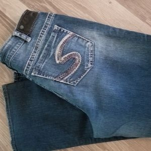 Silver jeans size 16